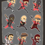 Chibi Fortress 2 by Forte7