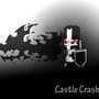 Castle Crashers Black power by FKim90
