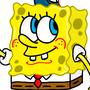 SpongeBob by Coldsausage
