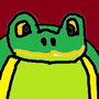 clarance the frog by doombox12