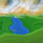 Simple Grassland by rennmaus