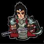 Darius the Hand of Noxus by AmrotaStudios