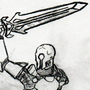 Skullkincrois Knight by JUSTinnator3