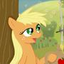 Applejack Daniel's by EvilSkunk