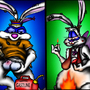Rabbits on Ecstasy comic 009 by ApocalypseCartoons