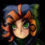 My own Anime girl by LDethHorse