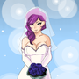 Harukas Wedding Dress by XXHaruka
