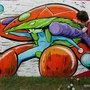 Bonnaroo 2014 Verdacomb Mural by danomano65