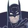 Batman by geogant