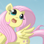 Fluttershy Is Magic by ArturOWarE