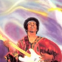 Jimi Hendrix At Isle of wight by maxx1222