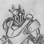 Steel Gargoyle by JUSTinnator3