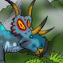 Diabloceratops Among Heavens