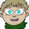 Animated head - Derp derp