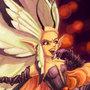Wicked Flight by Evanatt
