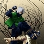 Kakashi vs Kakuzu by FreeWillRevolution