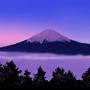 Mt. Fuji by JXLambie