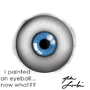 eyeball by JXLambie