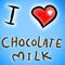 Worms Chocolate Milk!