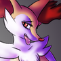 Braixen by Cethic