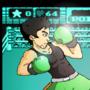 Little Mac vs Donkey Kong by gatekid3