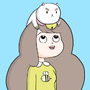 Bee and PuppyCat by Narwelch
