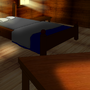 Bed room 2nd view by crs05