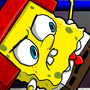 Spongebob VS Patrick by ImmaDrawOnYourFace