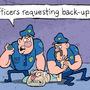 Requesting Backup