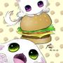 Burger~~! by yoos