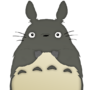 Totoro by habofro