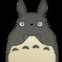 Totoro by habofro