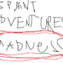 MS paint adventures Madness by majorgamer03