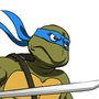 Leonardo leads. by marsoupskin