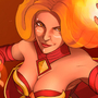Lina the slayer by kyrin21