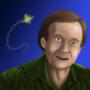 Goodbye Robin Williams by eMokid64