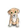 Dog by Gooff