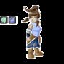 Pixel Korra by JesusAcHe