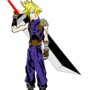 Cloud Strife - Final Fantasy 7 by xXXImpalerOEn