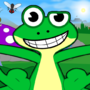 Why are frogs so Happy? by wad247