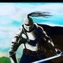 Blue Knight by Stellarian