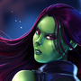 Gamora by TheShadling