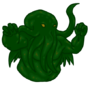 Cthulu lol by Floodwing