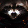 Rocket Raccoon by Lampabot