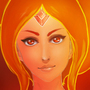 Flame Princess by AetherPush
