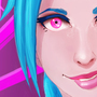 Jinx LOL by AetherPush