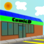 Comic Store Outside Idea by ivcooler