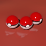 Pokeballs by Lennester