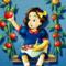 L'altalena di pomodoro