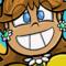 Princess Daisy Button